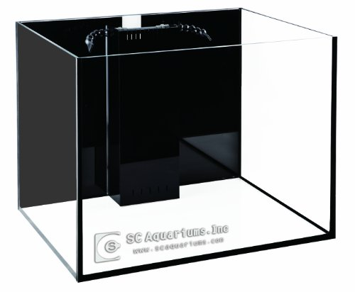 50 Gallon Starfire Aquariums with Center Overflow 24x24x20 10mm