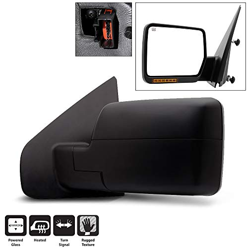 06 ford f 150 driver side mirror - 5