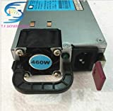 SAUJNN 511777-001 12V Power Supply for DL360 DL380G6 G7 G8 460W 499249-001 499250-201 Power Supply