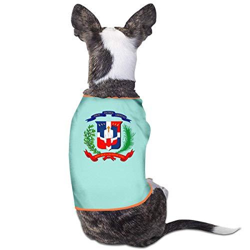 Florasun - Camiseta de la Repblica Dominicana, diseo de bandera de la Repblica Dominicana