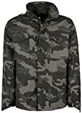 Brandit M65 Standard Jacke Darkcamo L