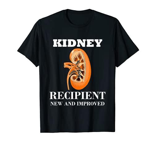 Kidney Transplant Organ Recipient Survivor Gift T-Shirt