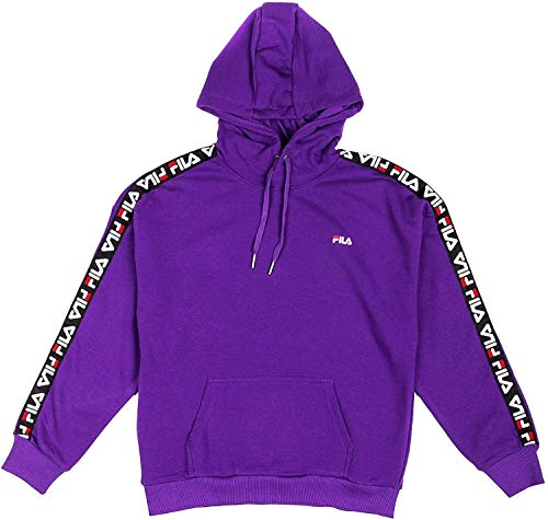 Fila 687073 Women Clara Hoody Sweat Colour: A033 Tillandsia (M)