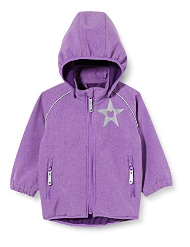 Fred'S World By Green Cotton Softshell Jacket Jeans, Violet (Purple 018363301), 98 Bébé Fille