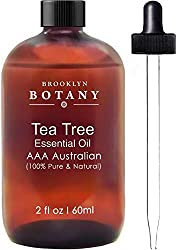 The 10 Best Tea Tree Oil For Acne-Warts-Rashes