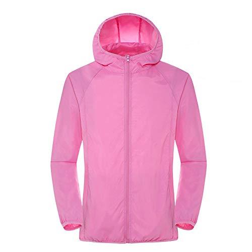 DISCOUNTL Outdoor Jacke dünne Sonnencreme Kleidung Casual Männer und Damenjacke Damenjacke leicht Damenjacke schwarz Frauen Mantel Windjacke