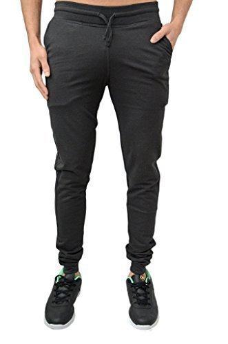 Arrested Development Pantalon de jogging super skinny pour homme et garçon, disponible en 5 couleurs - Gris - 32 W/32 L (32 Reg)