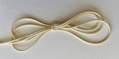 6 ft. Off White/Ivory Continuous Loop Cord 2.7mm Window Blind Looped...