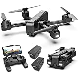 Holy Stone HS270 GPS 2.7K Drone with FHD FPV Camera Live Video for Adults, Portable...