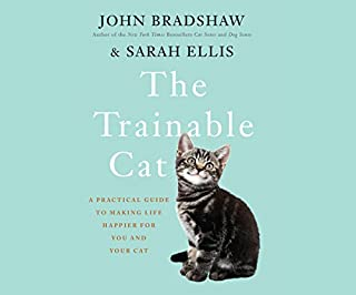 The Trainable Cat audiobook cover art