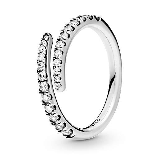 Pandora Damen Ring Sternschnuppen 196353CZ-54