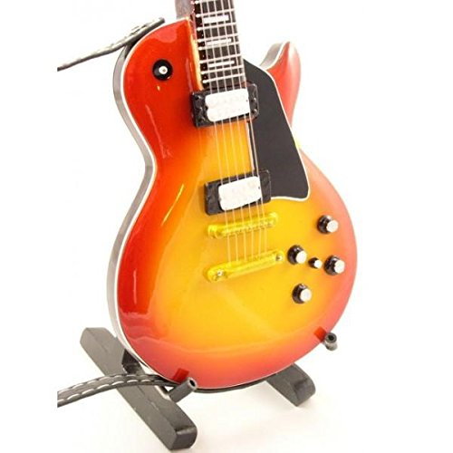 Mini guitarra de colección - Replica mini guitar - Frank Zappa