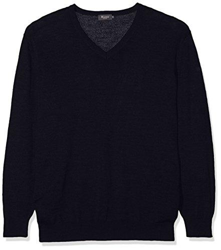 Maerz Herren 490490 Pullover, Blau (Navy 399), XXXXX-Large (Herstellergröße: 62)