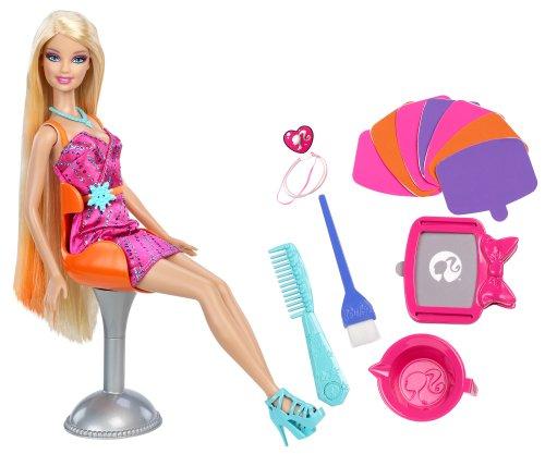 Barbie Fab Life: Colour Foils Doll