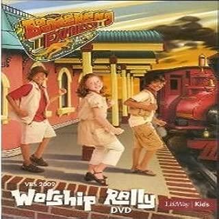 Lifeway Kids Boomerang Express (VBS 2009 WORSHIP RALLY)