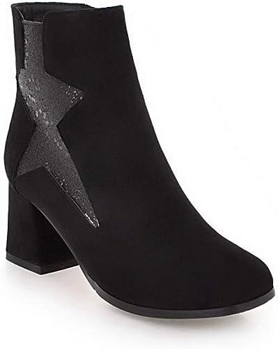 1TO9 MNS03247, Sandales Compensées Femme - Noir - Noir, 36.5 EU