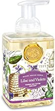 Michel Design Works Scented Foaming Hand Soap, Lilac and Violets, 1 Unit, Lilac & Violets
