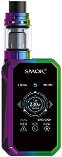 電子タバコ SMOK G-PRIV 2 230Wモッズ 4ml アトマイザ ー TFV8 X-Baby キット 爆煙 タバコ Vape (Rainbow)