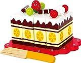 Small Foot 5809 Kinderküchen-Zubehör Geburtstagstorte