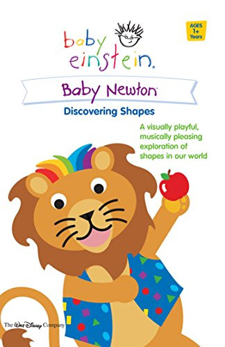 Baby Newton: Discovering Shapes (DVD)