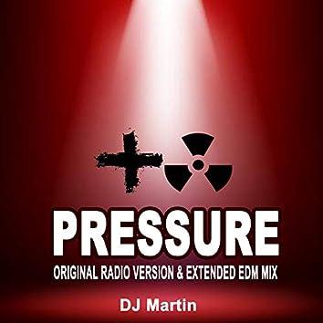 Pressure (Original Radio Version & Extended EDM Mix)