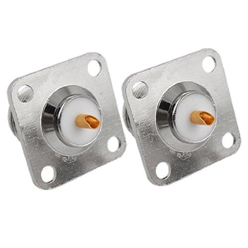 Aexit 2pcs N-Female-Klinkenmontage-Chassis-Leiterplattensteckverbinder-Adapter (6cb5b79770b5d5fb69432cbc274d40f5)