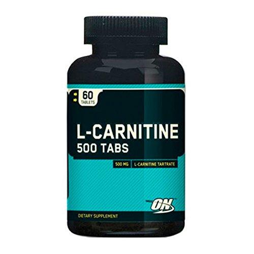 Optimum nutrition L-Carnitine 500 mg - 60 tabls.