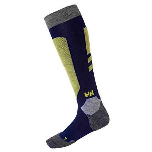 Helly Hansen Herren Black Alpine Socken, North Sea Blue, 45-47