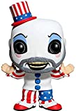 Wuawtyli Car Decoration Bobblehead Figures POP House of 1000 Corpses Captain Spaulding Collectible Figure Car Decoration