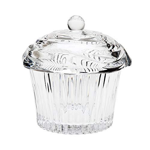 Godinger Cupcake Covered Dish Box
