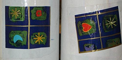 Woerner Geschenkpapier Weihnacht Tirol blau Rolle 250m x 50cm