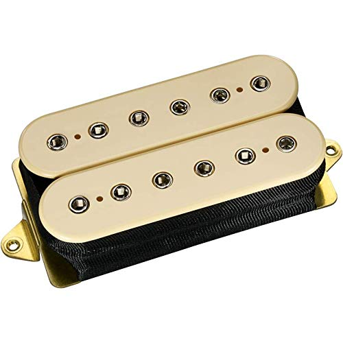 DiMarzio Super Distortion Humbucker Micros de Guitare Crème
