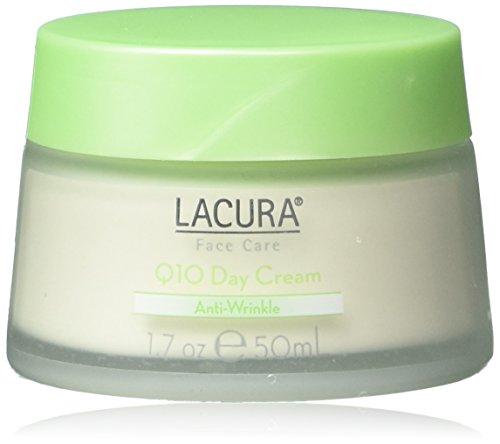LaCura Q10 DAY FACE CREAM Anti-Wrinkle 1.7 oz. by Lacura