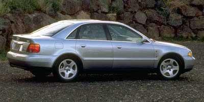 ... 1997 Audi A4, 4-Door Sedan 2.8L Automatic Transmission ...