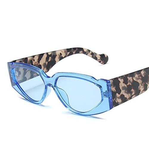 Gafas De Sol De Ojo De Gato Gafas De Leopardo Vintage Tendencia Gafas con Montura De Pc Gafas De Sol De Hombre Vintage Moda De Lujo 1