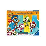 Ravensburger Top Wings - Puzzle 24 Giant Suelo, Multicolor, 03030