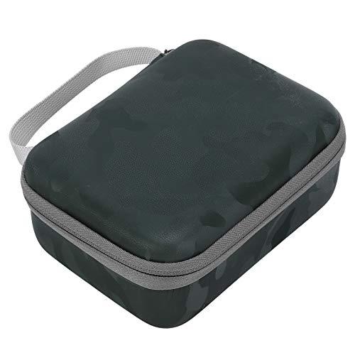 Paquete de Seguridad Caja de Almacenamiento de Nailon con Cierre de Cremallera Caja de protección de Carcasa Dura, para Disparos al Aire Libre, para Hombres y(Remote Control Bag)