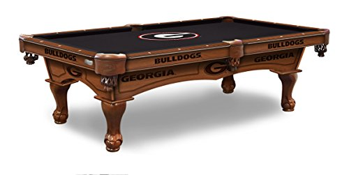 Learn More About Holland Bar Stool Co. University of Georgia 8' Pool Table by The