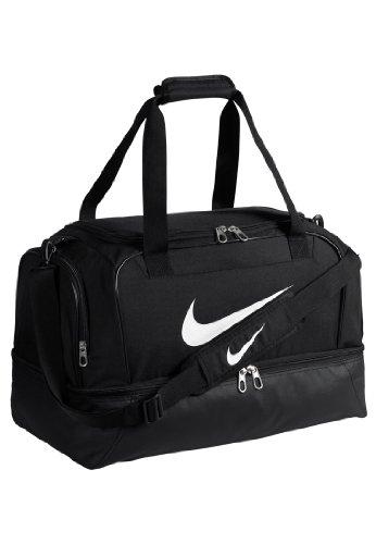 Nike Fußballtasche Team Medium Hardcase Tasche, Dunkelblau, 54 x 31 x 27 cm