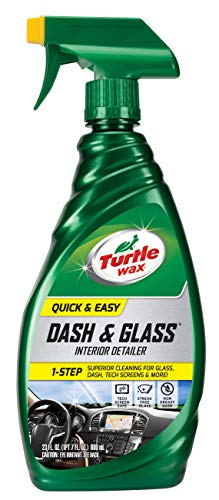 Turtle Wax Glass Protectant with Foaming Trigger