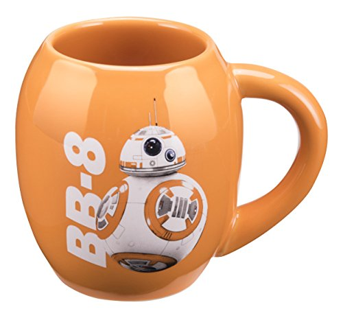 Tasse Star Wars BB-8 18 oz Orange