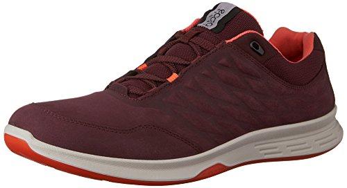 ECCO Damen Exceed Sneakers, Rot (2070bordeaux), 39 EU