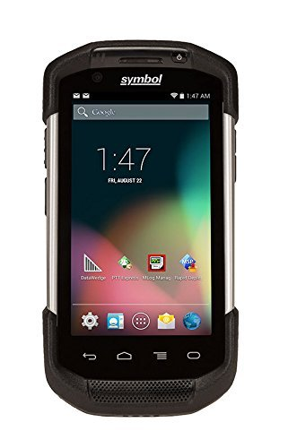 Zebra Technologies TC700H-KC11ES-NA Series TC70 Enterprise Handheld Android Touch Mobile Computer (Renewed)