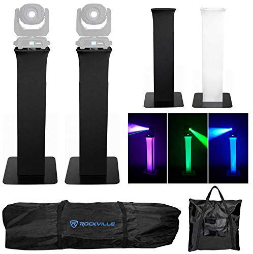 Best moving head lights for mobile dj