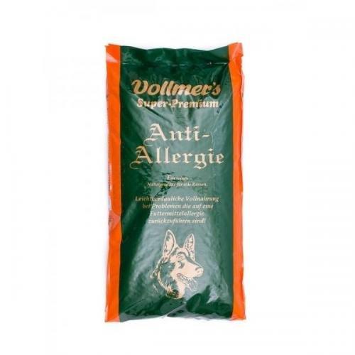 Vollmers Anti-Allergie 15kg, Trockenfutter, Hundefutter