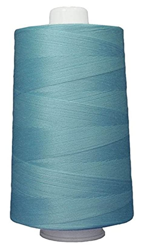 Superior Threads 13402-3089 Omni Light Turquoise 40W Polyester Thread, 6000 yd
