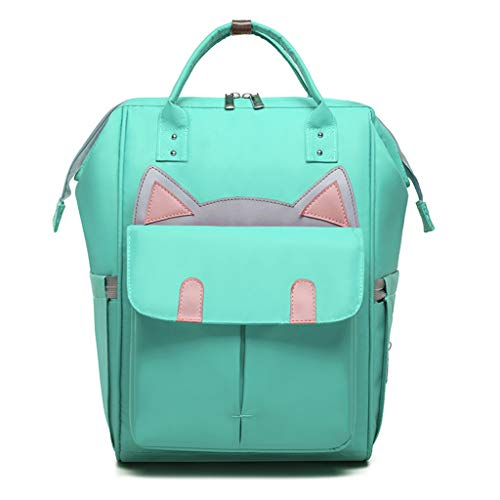 lipiny Travel Laptop Backpack for Men & Women 600 Water Resistant Casual Daypacks School Bag