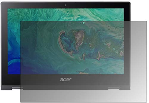 dipos I Privacy Filter compatible with Acer Spin 1 SP111-32N-P1PR Screen Protector Anti-Spy 4-Way Protection