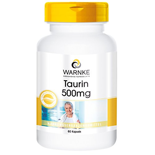 Taurina 500 mg - 60 Compresse - Vegan