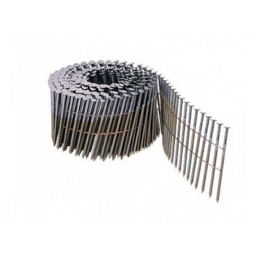 haubold Coilnägel CW drahtmagaziniert 16° gerillt, blank (Ü2) 2,5mm x 65mm, 7200 St.